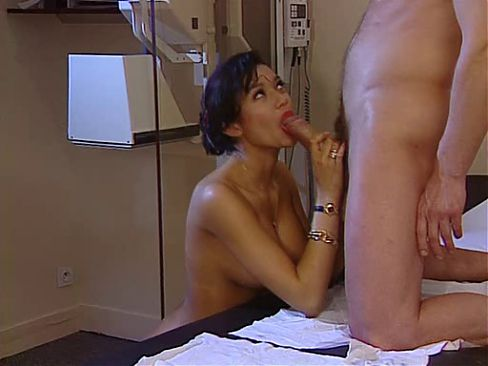 Cute Lady Doctor Tabatha Cash